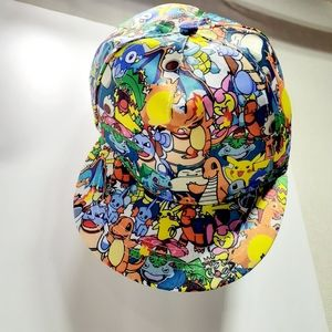Pokemon Hat Sizable Silky